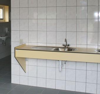 Afwasplaatsen