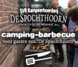 De 'jaarlijkse camping barbecue' was weer een groot succes!